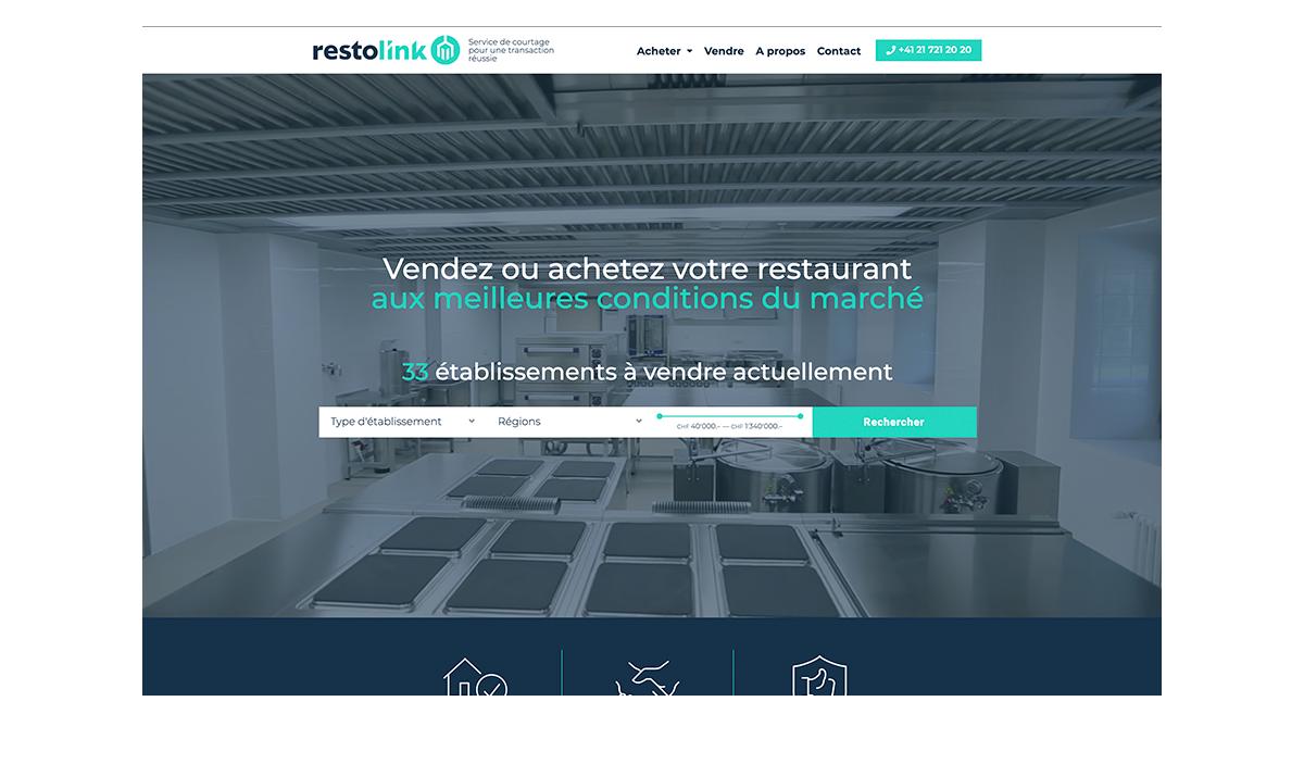 Website-RestoLink