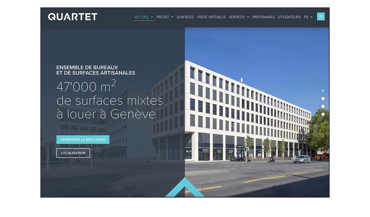 Website-Quartet
